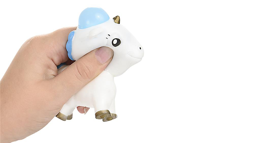 Pooping Unicorn Stress Reliever Squeeze Toy - Pop Culture Spot