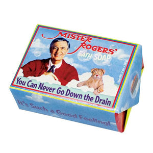 Mister Rogers' Neighborhood Bath Soap - Pop Culture Spot