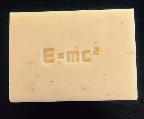 albert einstein soap