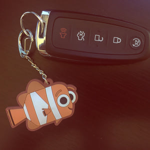Disney Pixar Finding Dory Nemo Scented Keychain - Pop Culture Spot