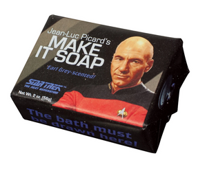 Star Trek: The Next Generation Jean-Luc Picard's Soap