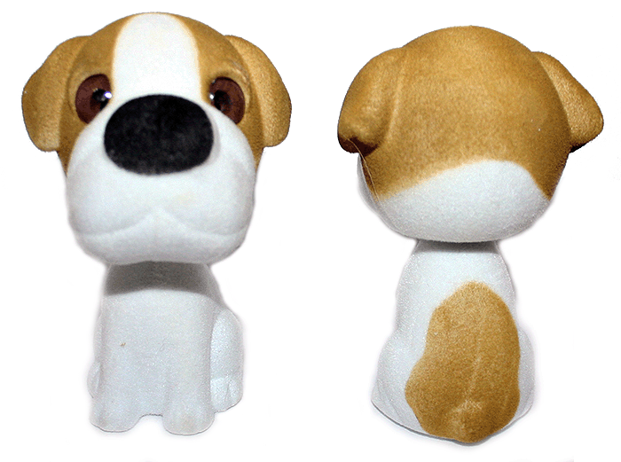 Bobble Head Puppy Dog - Pop Culture Spot