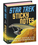 Star Trek sticky notes post its
