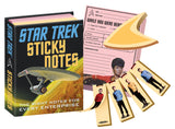 Star Trek Kirk Scotty Spock Uhura Sticky Notes
