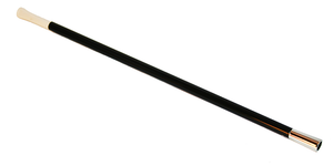 Full sized black cigarette holder