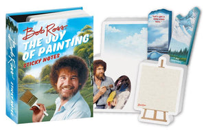 Bob Ross The Joy of Painting Sticky Notes - Pop Culture Spot