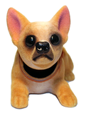 Bobble Head Chihuahua Dog