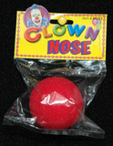 costume clown nose