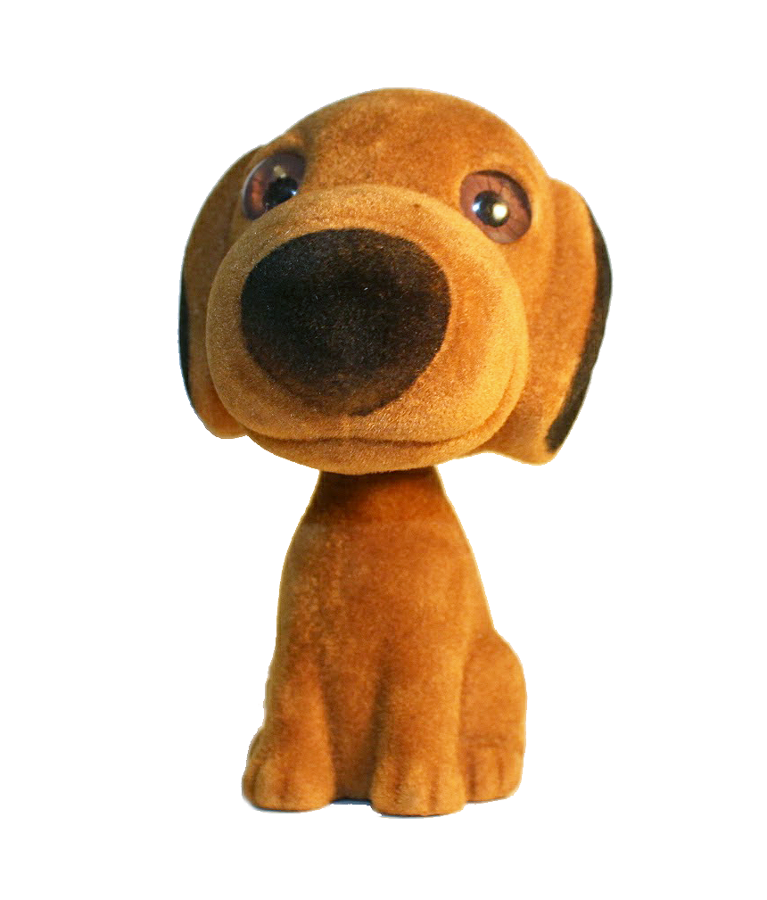 Dachshund Weiner Dog Bobble Head Doll - Pop Culture Spot