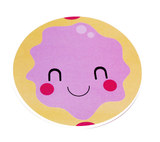 Smickers Jelly Donut Doughnut Scratch & Sniff Stickers