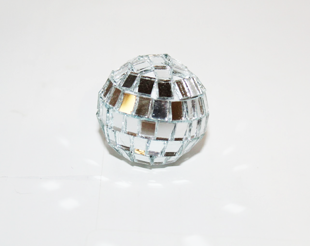 "1 1/4"" Disco Ball Mirror Ball - Pop Culture Spot"