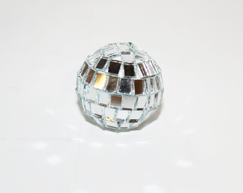 "1 1/4"" Disco Ball Mirror Ball"