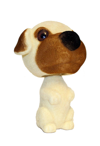 Mutt Puppy Dog Bobble Head - Pop Culture Spot