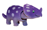 Triceratops Dinosaur Bobble Head Doll