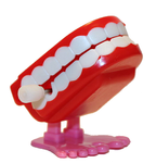 Walking Windup Chattering Teeth - Pop Culture Spot