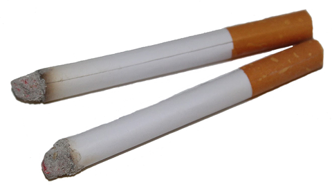 Fake Puff Cigarettes Cigarette Flapper Props
