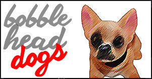 Bobble head dogs, bobbleheads,