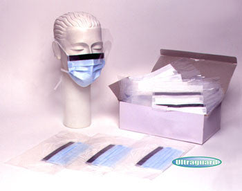 Tie-On Mask (Shielded)