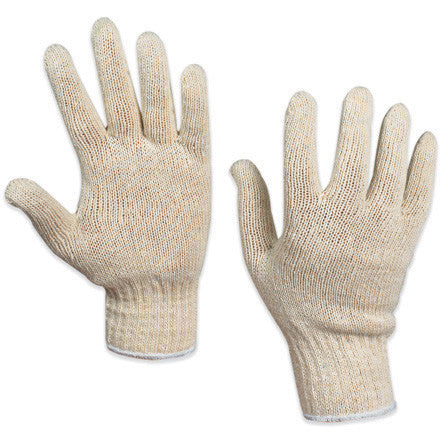 String Knit Cotton Gloves