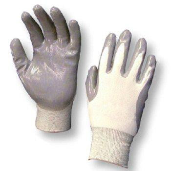 String Knit, Nitrile Dipped Work Glove