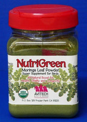 NutriGreen Moringa Leaf Powder 10 Ounce