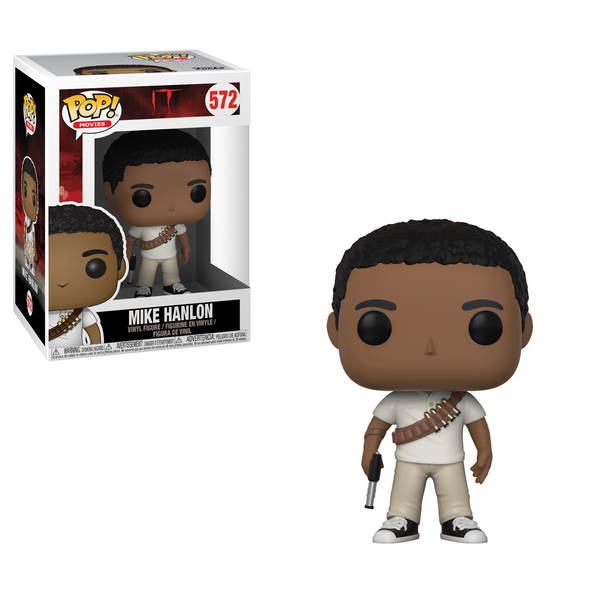 POP! Vinyl - It - Mike Hanlon #572