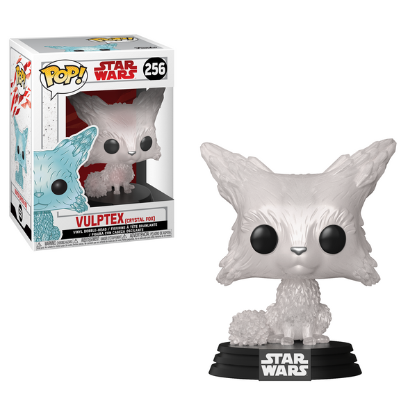 POP! Vinyl - Star Wars - Vulptex (Crystal Fox) #256