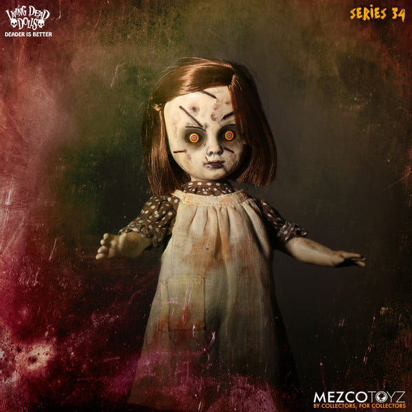 Living Dead Dolls - Series 34 - Ash Lee