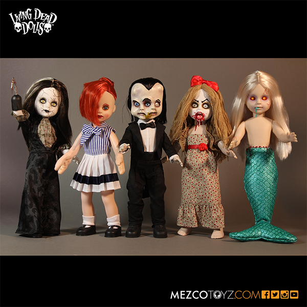 Living Dead Dolls - Series 30 - Lucy the Geek