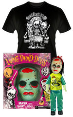 Living Dead Dolls - Retro Halloween - Gabriella The Ghoul