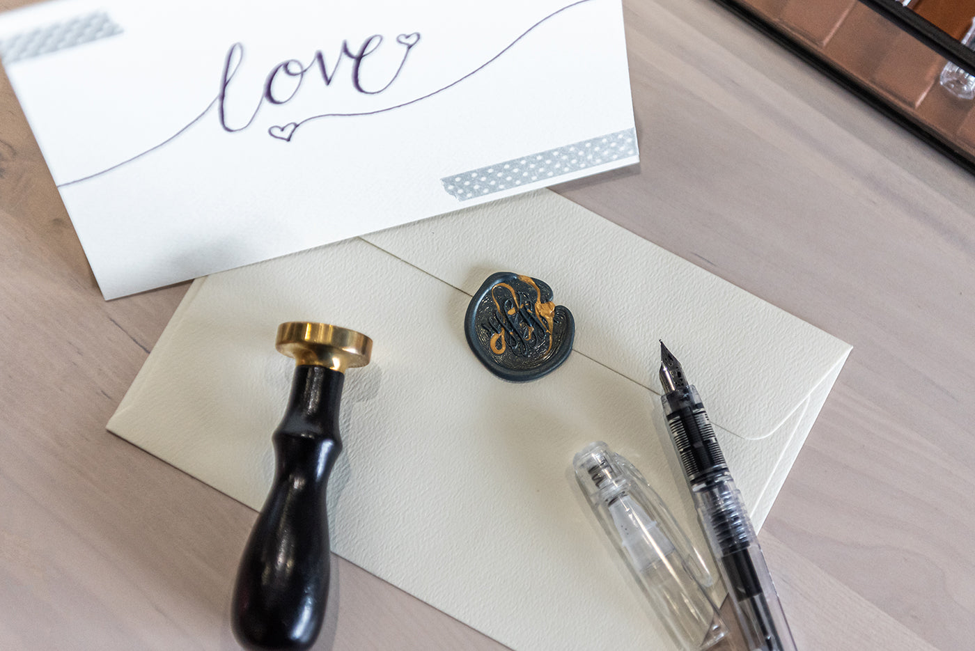 How to create a Love Letter