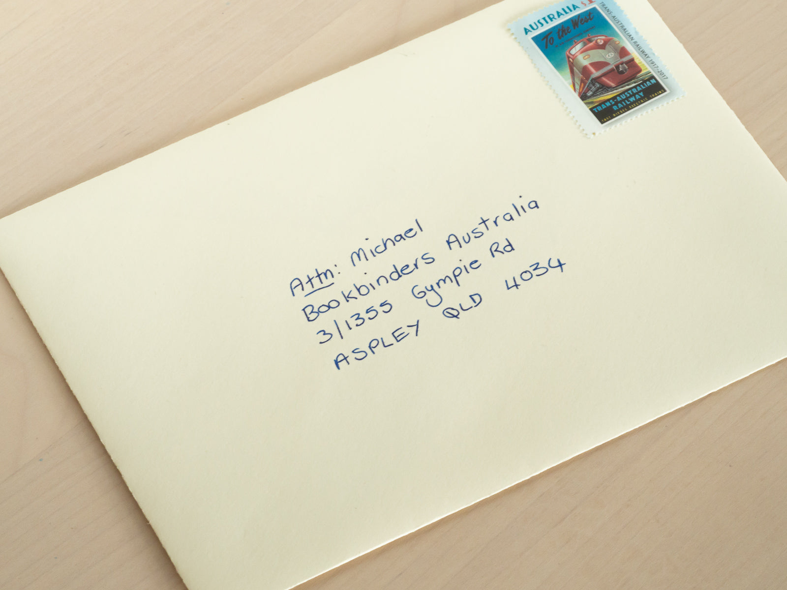 How To Write An Envelope Letter.A Guide To Letter Writing Standard Bindery