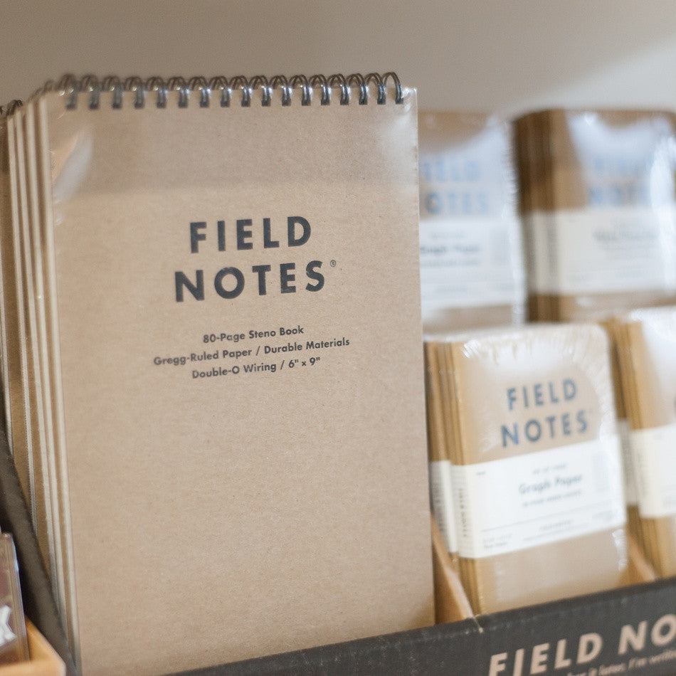Field Notes - Steno - Ruled Paper