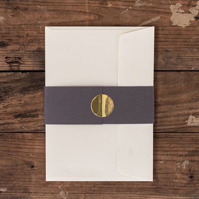C6 Envelopes - Pack of 5 - Candlelight - Standard Bindery