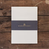 A6 Folded Writing Cards - Pack of 5 - Candlelight