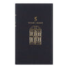 5 Year Perpetual Diary - Black