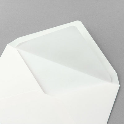 Midori MD Paper Envelopes - Cotton Paper - Pack of 8
