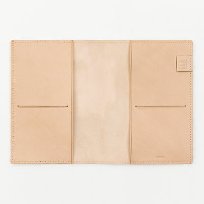 MD Leather Notebook Cover - A5