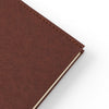 MD Paper Notebook Cover A6 - 10th Anniversary - Dark Brown