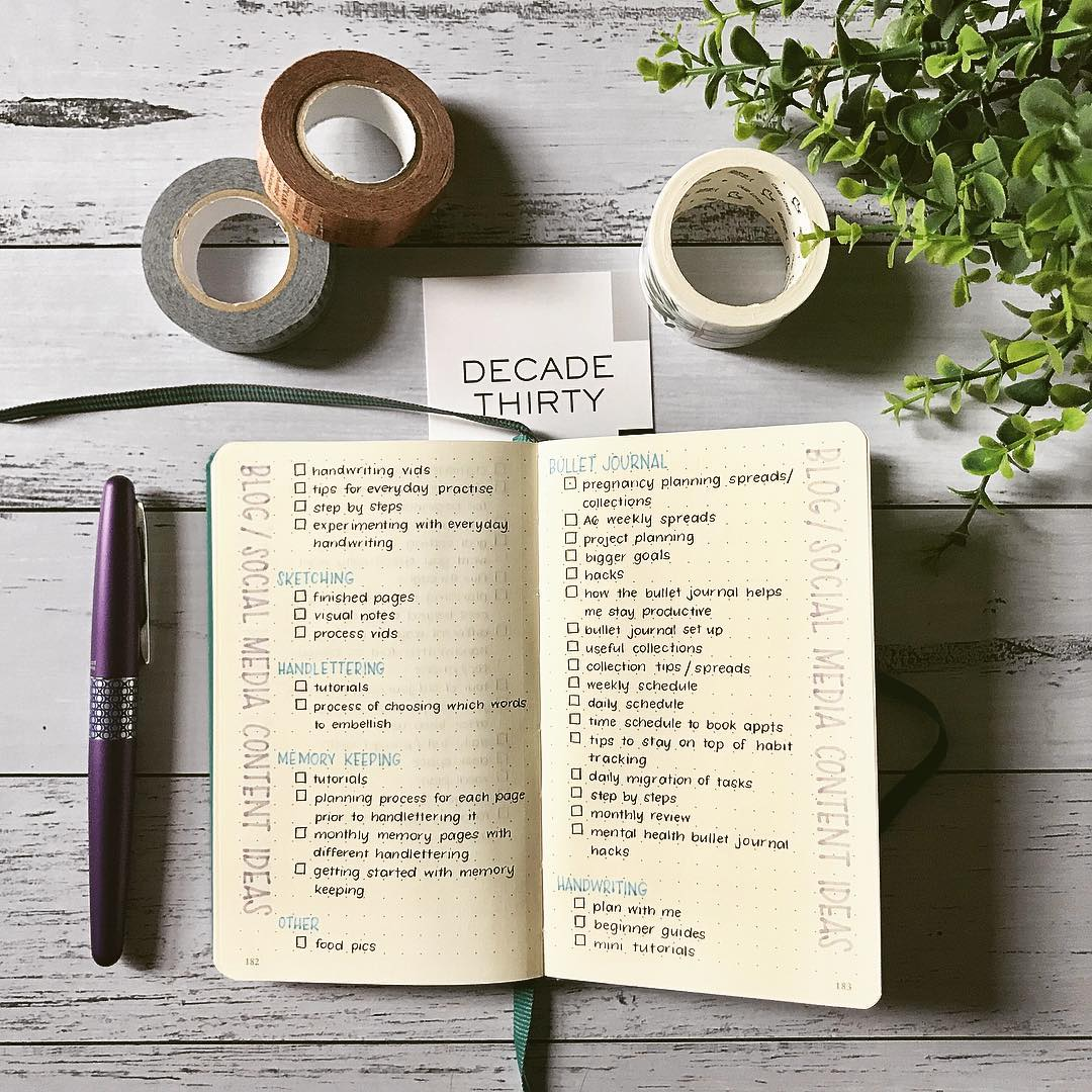 BuJo Kit + Bullet Journal Basics Workshop with Dee Quine - April 4th