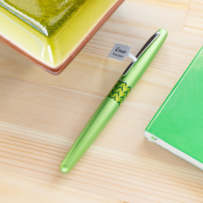 Green MR Fountain Pen - Bookbinders Stationery Store
