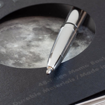 Space Pen by Fisher - Chrome plated