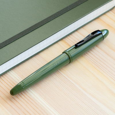 Ink Rollerball Pen - Dublin Green