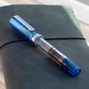 TWSBI ECO Fountain Pen - Translucent Blue - Extra Fine Nib