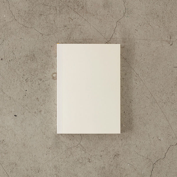Md Paper Notebook A6 Blank Pages Standard Bindery