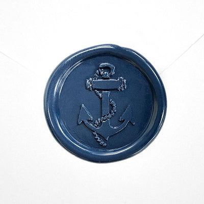 Wax Seal - Anchor