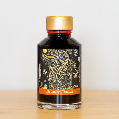 Brandy Dazzle Shimmering Ink - 50ml