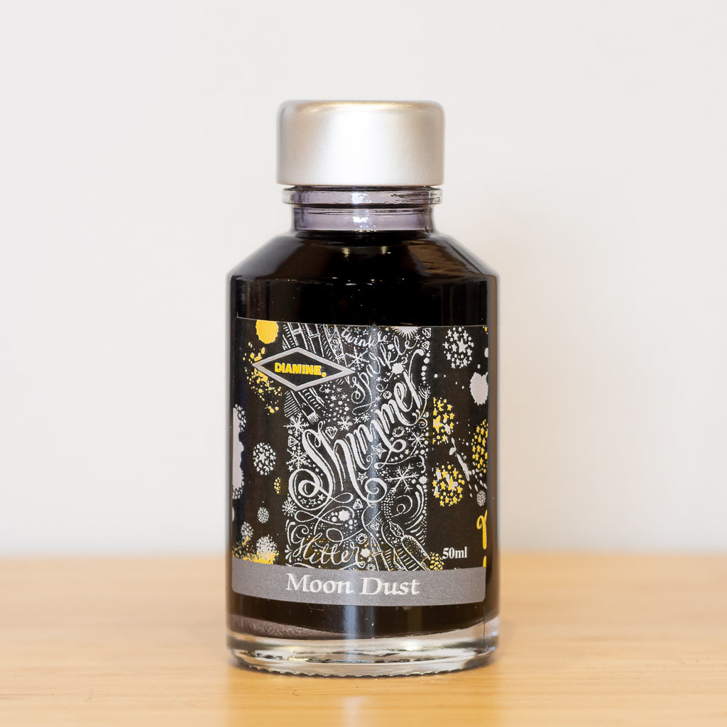 Diamine Moon Dust Shimmer Shimmering Ink - 50ml