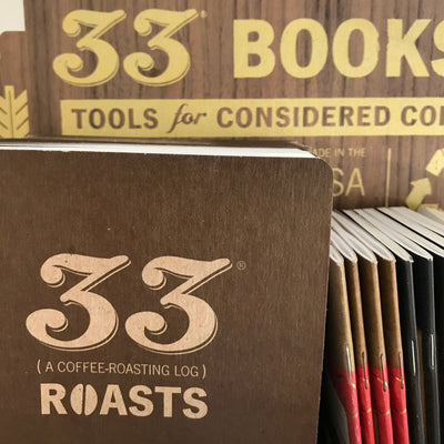 33 roasts - 33 books
