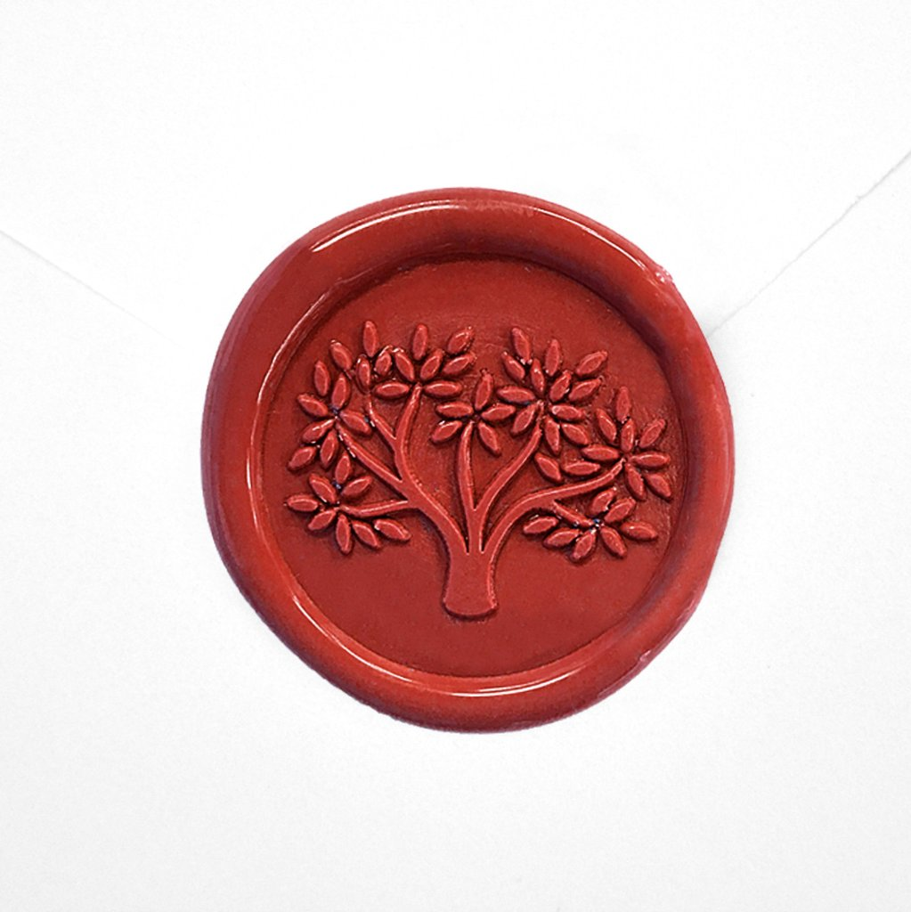 Wax Seal - Mulberry